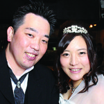林様結婚式二次会
